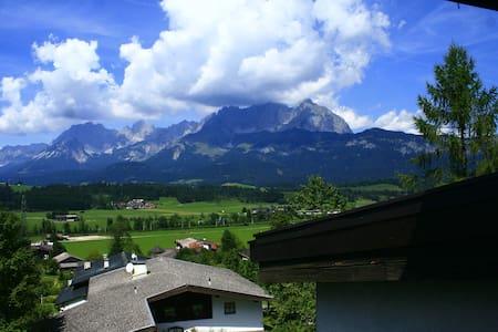Ferienwohnung mit Traumblick - Oberndorf in Tirol