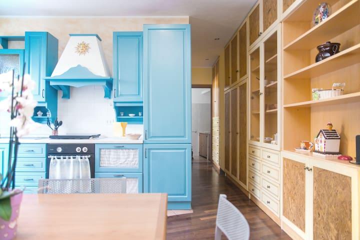 Very Nice Home , Garden and Parking - Rzym - Apartament