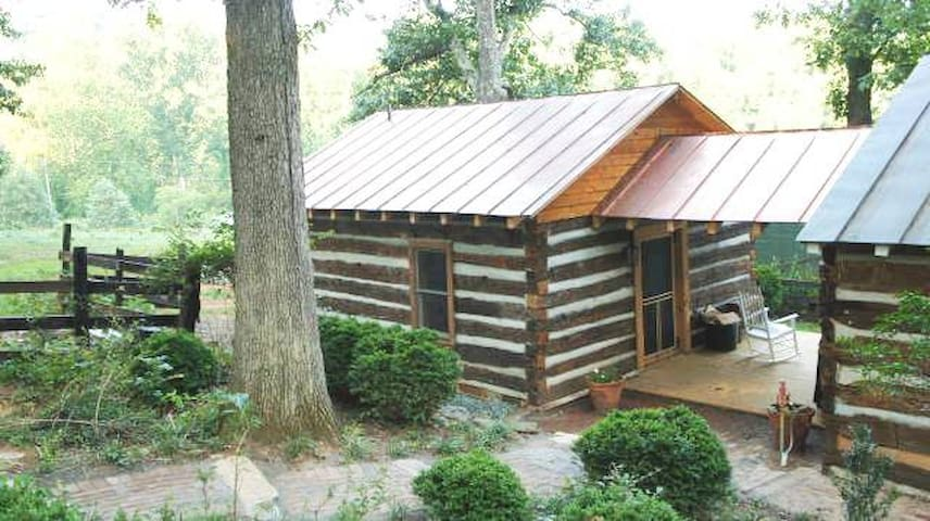 The Jefferson, an enchanting cabin - Charlottesville - Cabin