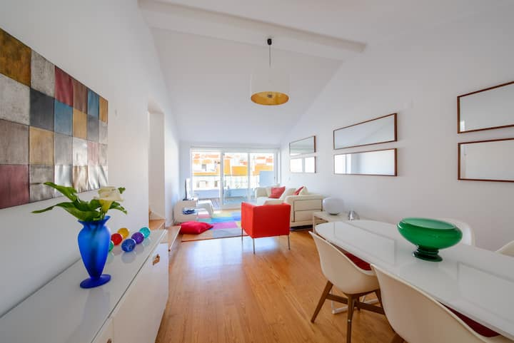 Timeless apartment at the heart of the village II