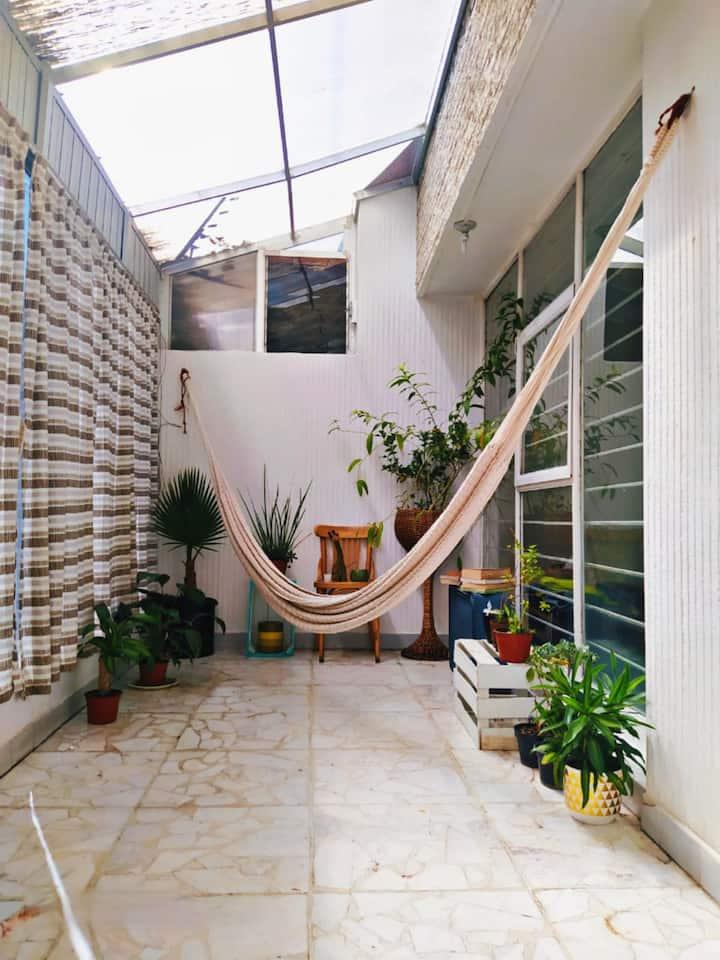 """""""Zul Home & Resorts""""Habitación privada,cama King.S"""
