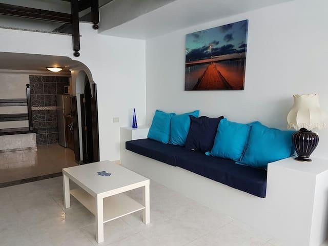CASA CHIARA, EN MAGUEZ LANZAROTE - Máguez - House