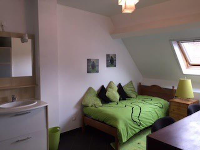 Chambre Étudiant Indé - Genech - Genech - House