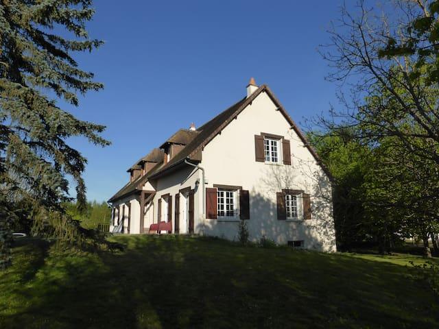 La Croisée des Châteaux - Tour-en-Sologne - Talo