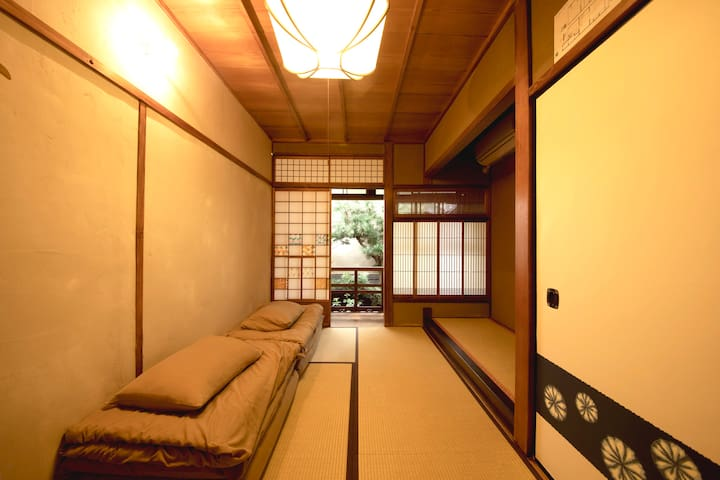 Guesthouse YULULU : Triple-room for 2-3 persons