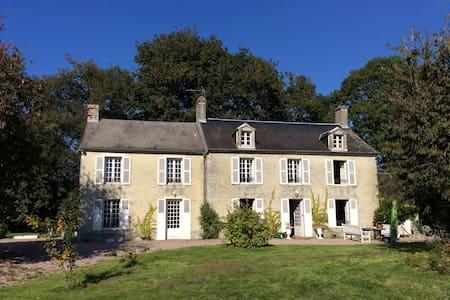 Belle demeure normande , idéale pour Famille - Cordey - Casa