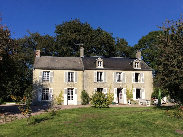 Falaise, belle demeure normande , idéale Famille