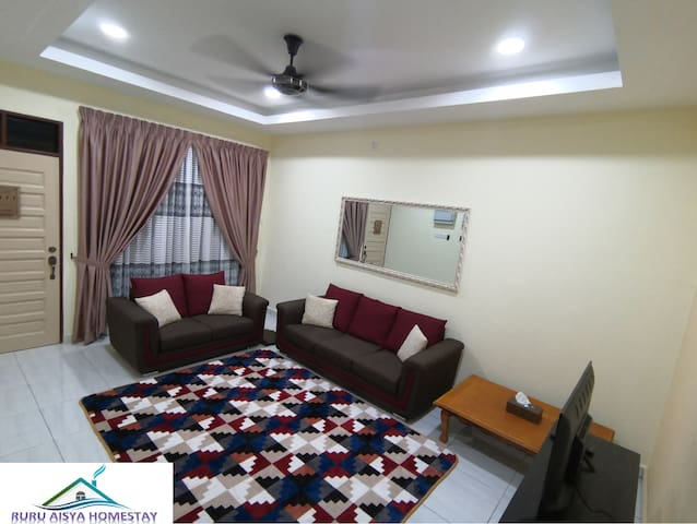 Ruru Aisya Homestay near Mesra Mall