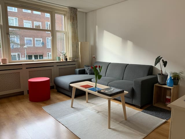 Amsterdam - Bright and spacious, perfect for 2