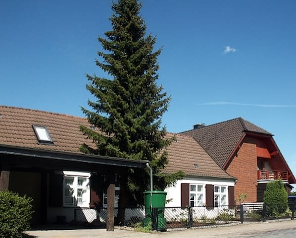 Alte Schmiede auf Rügen - Altefähr - Leilighet