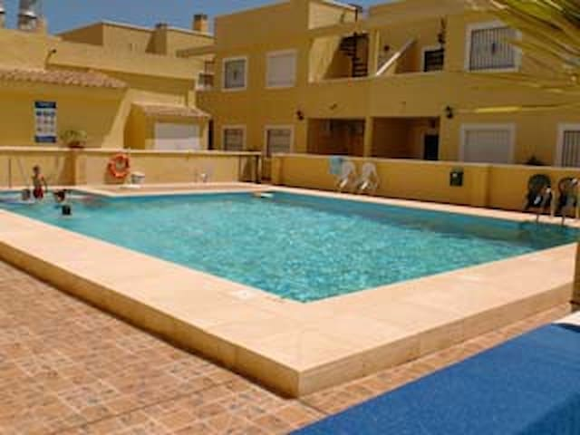 Apt in Palomares, Almeria, Spain - Cuevas del Almanzora - Apartment