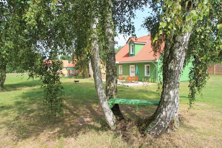 Aunt Green in Troja - Troja - House