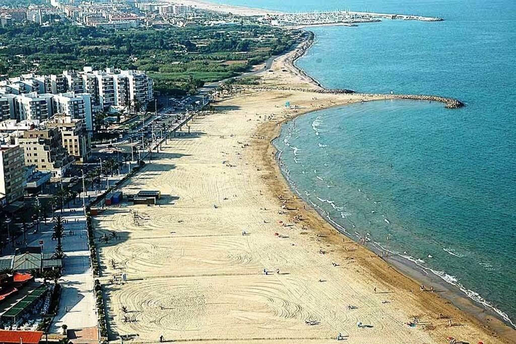 plage Puerto de Sagunto