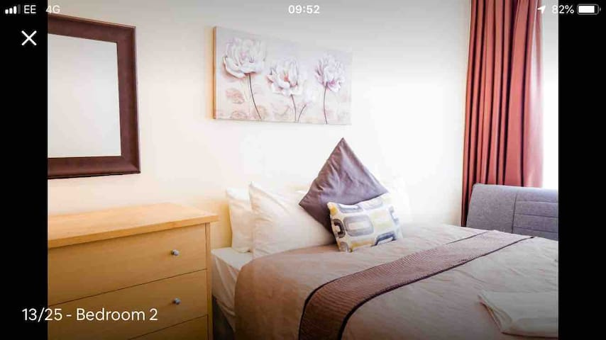 New 2 Bedroom Apartment With Private Entrance