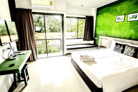 Ideo Phuket Hotel : Double Studio and Breakfast - Sa Khu - Bed & Breakfast