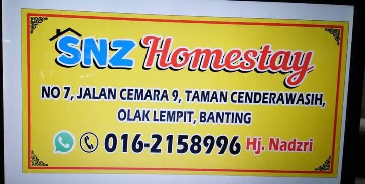 Homestay in Sepang