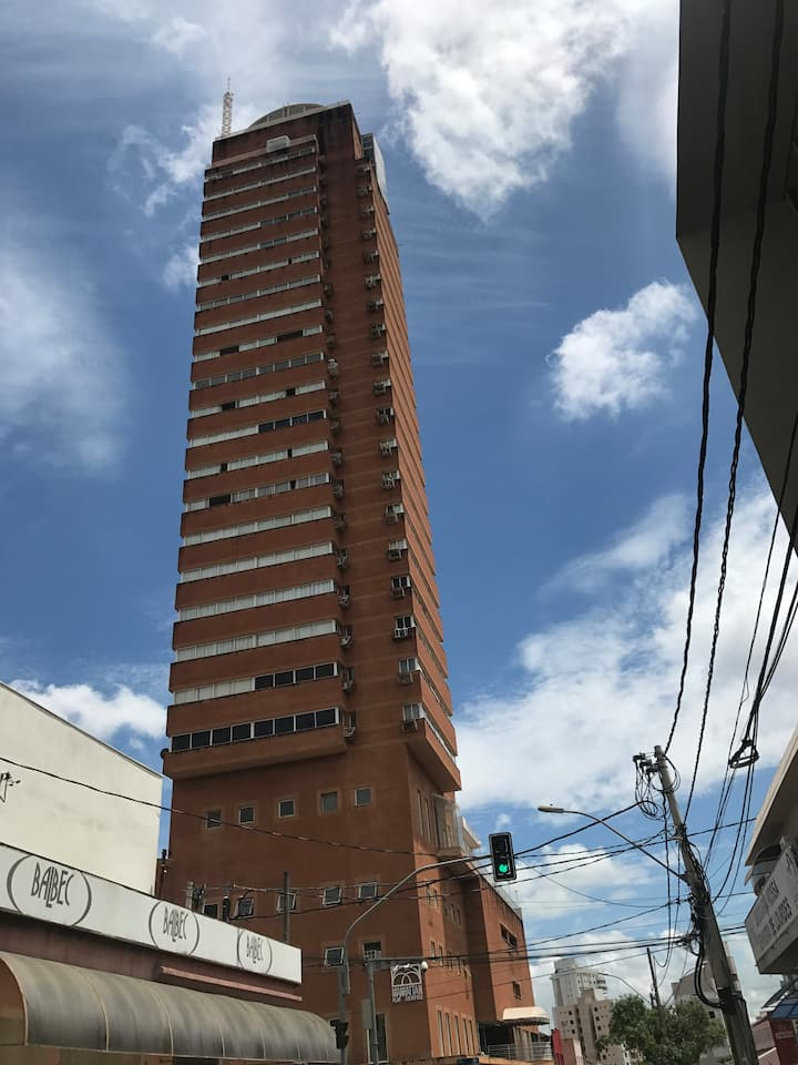 FLAT no edifício MARATHAN