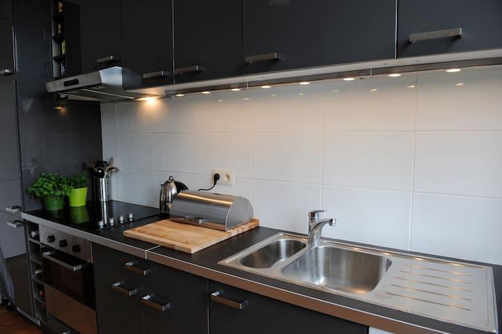 Bel Appartement XIXe à Bruxelles avec vue - Vorst - Appartement