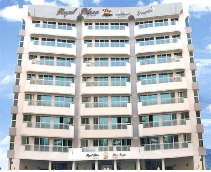 Royal plaza hostel unit no 1 serviced apartments for for No 1 hotel in dubai