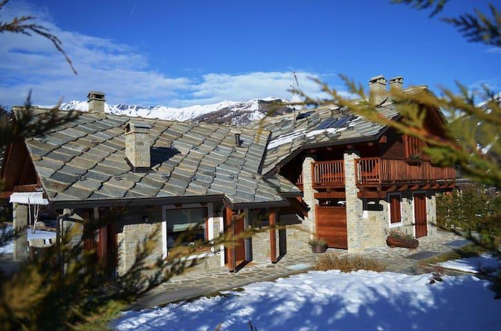 Bilocale sulle piste da sci - Bardonecchia - Wohnung