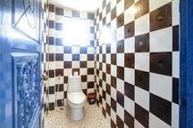 Toilettes appartement