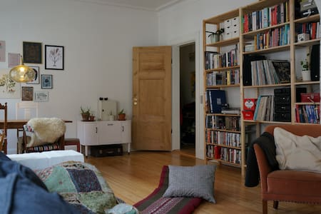 Central and colorful apartment   - Aarhus - Apartment