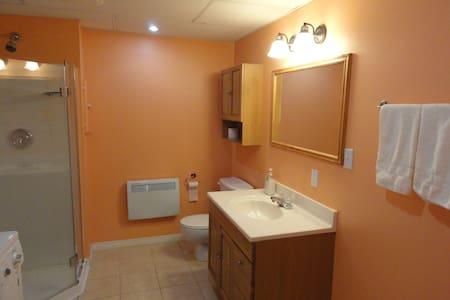 Appartement au centre-ville de Gaspé - Gaspé - Apartament