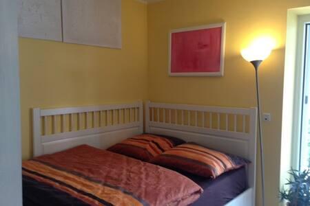 Gardenview Nr.1 -Frankfurts best:-) - Wohnung