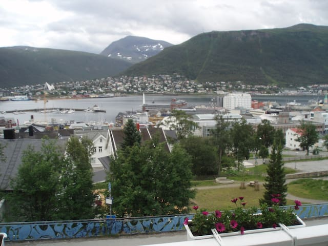 Chess Olympics Tromsø 2014 - Tromsø - 別荘