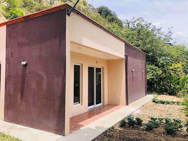 Casa de Campo en Zhumir Paute