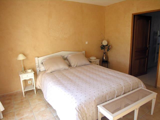 2 superbes chambres 4 épis  - Casteljaloux - ที่พักพร้อมอาหารเช้า