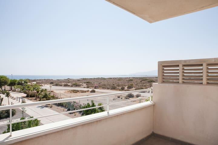 El Toyo Beach-Almeria-South Spain - Almería