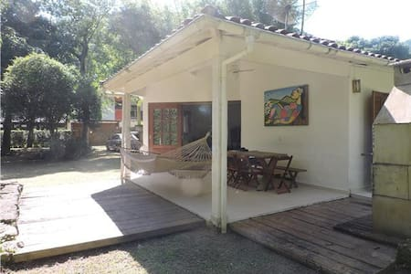 Casa o corrego -  Maresias - São Sebastião - House