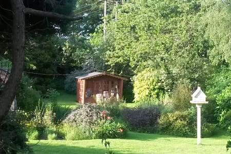 Relaxing, rural double room with ensuite shower - West Lothian - House - 2