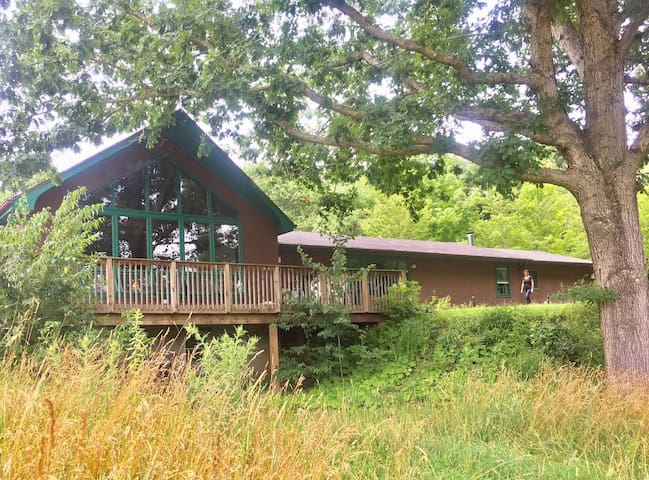 *The Yew Mountain Center - Entire Lodge