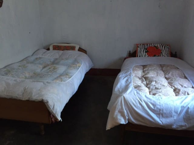 Prasad Guest House (Room003 No Ac) FREE WiFi 24Hrs - Gaya - Apartment