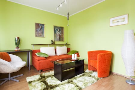 Apartment with Good Energy  - Kraków - Lejlighed