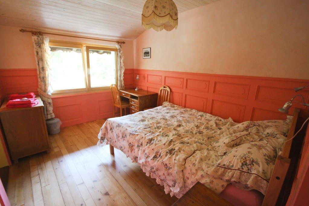 Chambres d 39 h tes au chalet beausite chambres d 39 h tes for Chambre d hote suisse