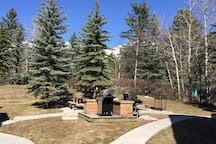 Scenic Banff gate two bedroom condo loft escape