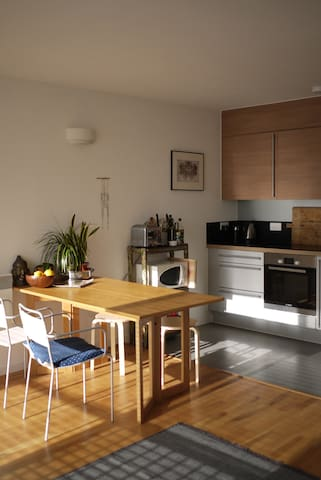 Clean and bright 1 bed flat in SE15 - Londyn - Apartament
