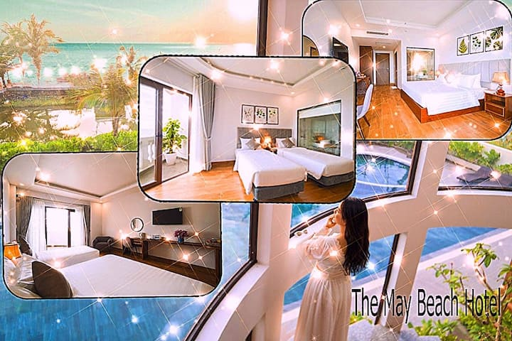 The May Beach Hotel-Deluxe Sea View Room