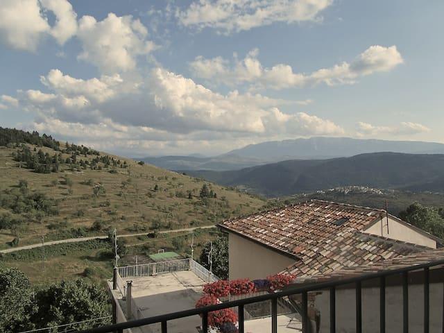 Stunning Calascio in Abruzzo, Italy - Calascio