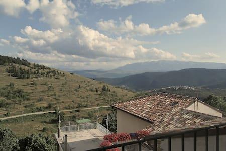 Stunning Calascio in Abruzzo, Italy