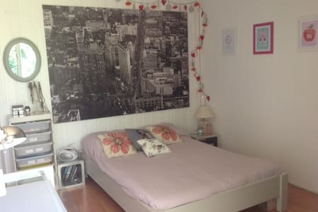 Private room, cosy, Grenoble - Fontaine