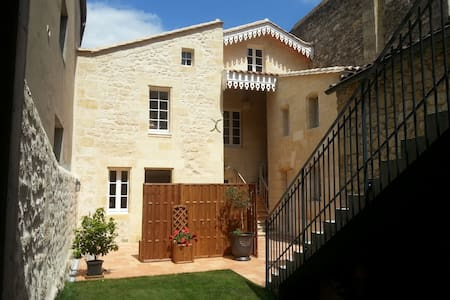 4p Housing & Terrace In St Emilion - Saint-Émilion