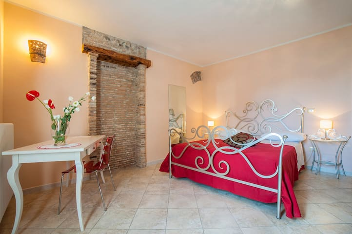 La (URL HIDDEN) nido delle aquile. - Civita - Bed & Breakfast