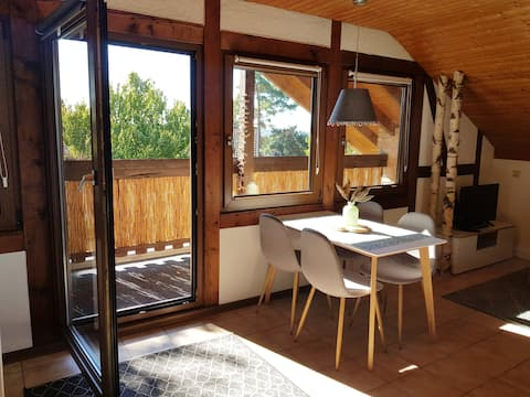 Holiday apartment with private sauna in Bergisches Land