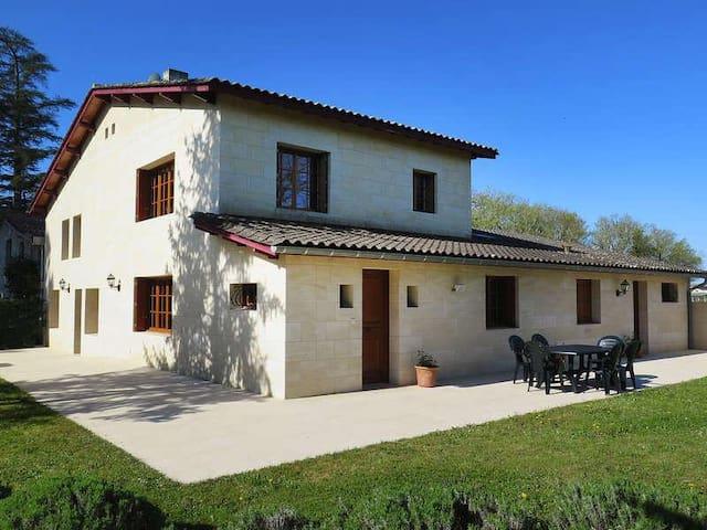 Lovely relaxing country house - Gardegan-et-Tourtirac