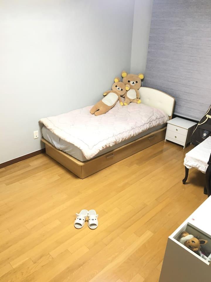 원주 SKY GUEST HOUSE 한솔솔파크 하늘 민박 게스트하우스