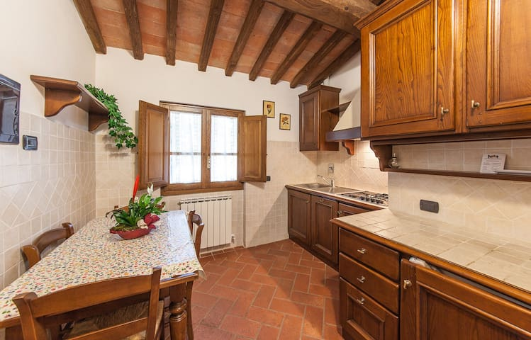 Apartment Villa Chianti Pool WiFi Air Cond. (E) - Bucine - Apartemen